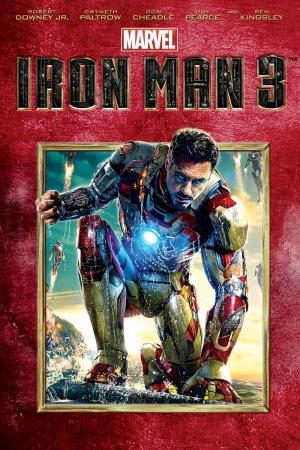 Iron Man Three 1000x1500