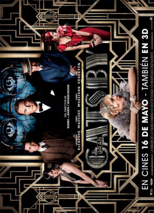 The Great Gatsby 578x800