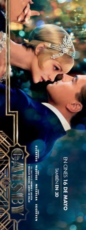 The Great Gatsby 319x853