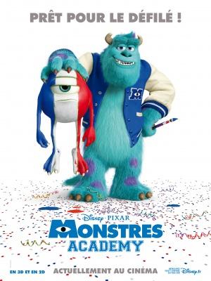 Monsters University 2835x3780