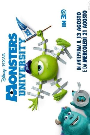 Monsters University 600x900