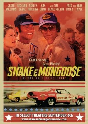 Snake & Mongoose 539x755