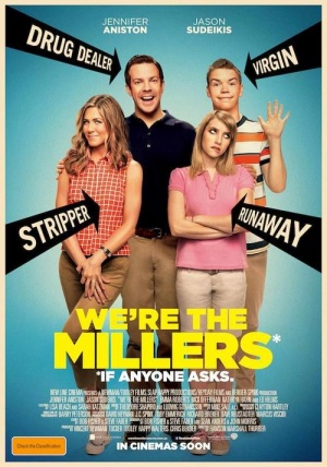 We're the Millers 500x714