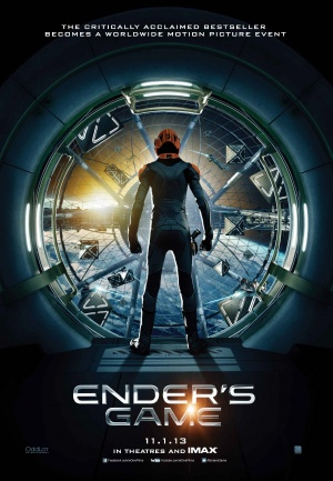 Ender's Game 2565x3705