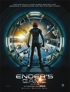 Ender's Game 3841x5000