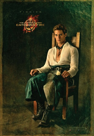 The Hunger Games: Catching Fire 2592x3744