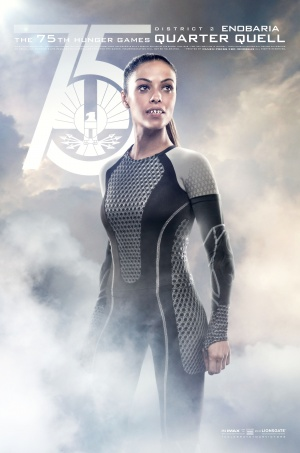 The Hunger Games: Catching Fire 3312x5000