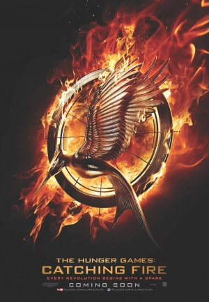 The Hunger Games: Catching Fire 2754x3978