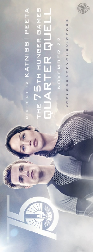 The Hunger Games: Catching Fire 315x850