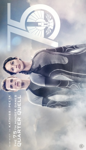 The Hunger Games: Catching Fire 830x1440