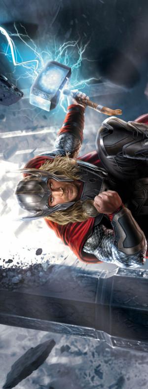 Thor: The Dark World 457x1200