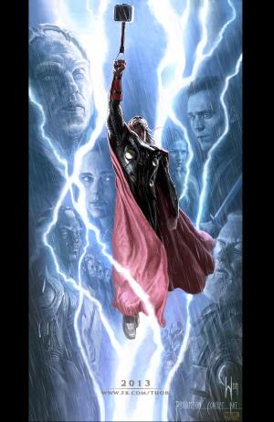 Thor: The Dark World 936x1440