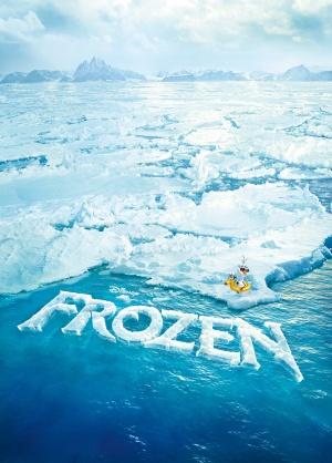 Frozen 3585x5000