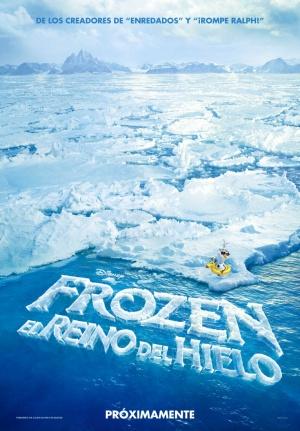 Die Eiskönigin - Völlig unverfroren 765x1100