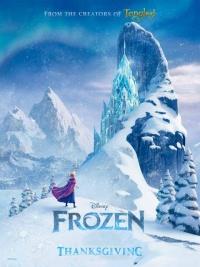 Die Eiskönigin - Völlig unverfroren poster