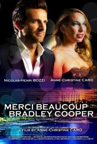 Merci beaucoup Bradley Cooper poster