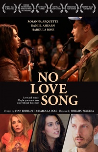 No Love Song poster