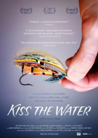Kiss the Water poster