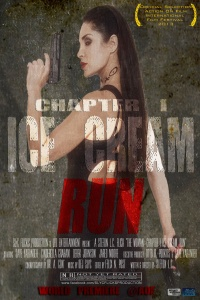 The Woman: Chapter One - Ice Cream, Run poster