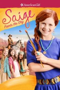 Saige Paints the Sky poster