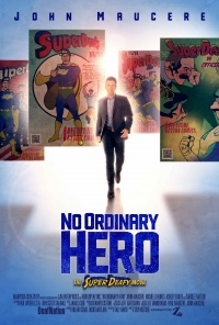 No Ordinary Hero: The SuperDeafy Movie poster