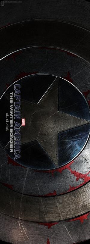 Captain America: The Winter Soldier 630x1702