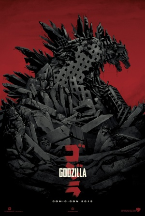 Godzilla 1600x2378
