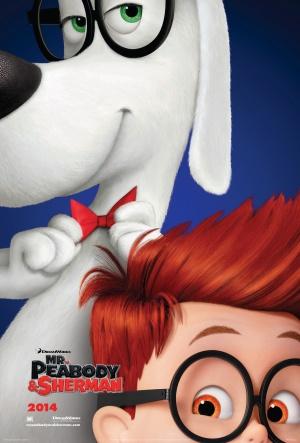 Mr. Peabody & Sherman 1488x2199