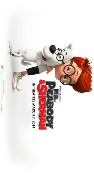 Die Abenteuer von Mr. Peabody & Sherman 1044x1920