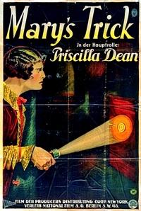 The Danger Girl poster