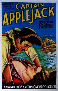 Captain Applejack poster