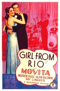 Girl from Rio poster