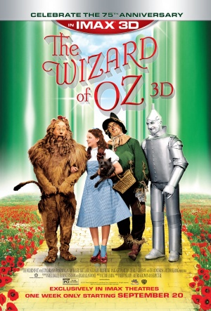 The Wizard of Oz 3383x5000