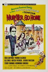 Munster, Go Home! poster