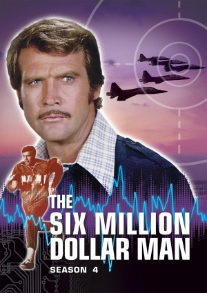 The Six Million Dollar Man 1301x1842