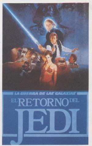 El retorno del Jedi 627x1000