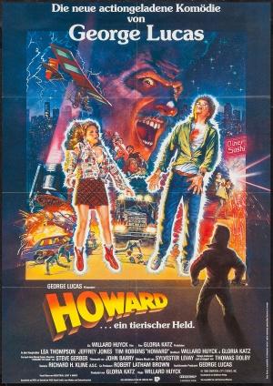 Howard the Duck 2123x3000