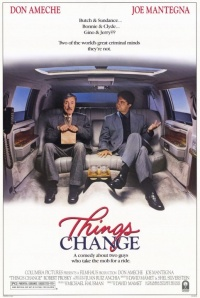 Things Change poster