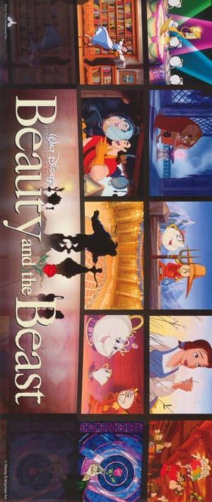 Beauty and the Beast 580x1370