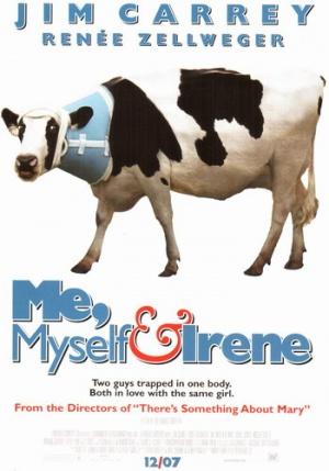 Me, Myself & Irene 350x500