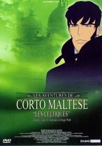 Corto Maltese - Les celtiques poster