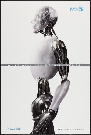 I, Robot 2033x3000