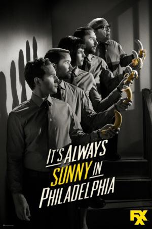 It's Always Sunny in Philadelphia 1801x2700