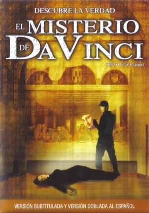 The Da Vinci Treasure 378x538