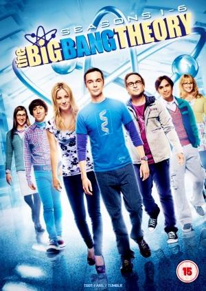 The Big Bang Theory 700x988