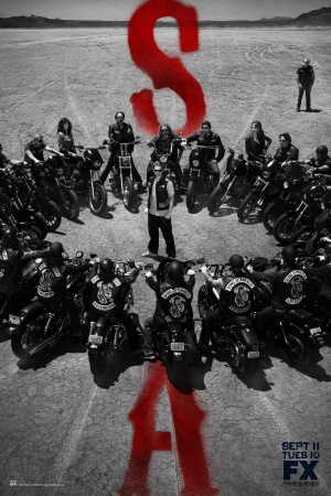 Sons of Anarchy 2400x3600