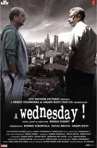 A Wednesday poster