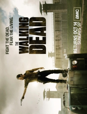 The Walking Dead 3833x5000