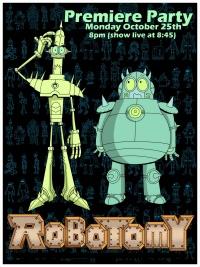 Robotomy poster