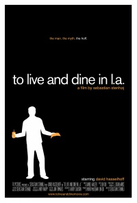 To Live and Dine in L.A. poster